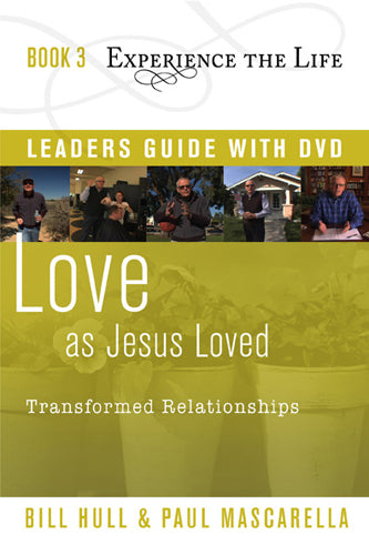 Love as Jesus Loved Leader's Guide with DVD