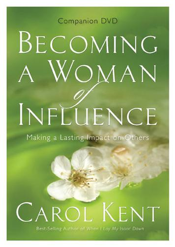 Becoming a Woman of Influence Companion DVD