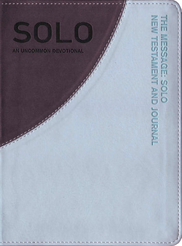 The Message Solo New Testament