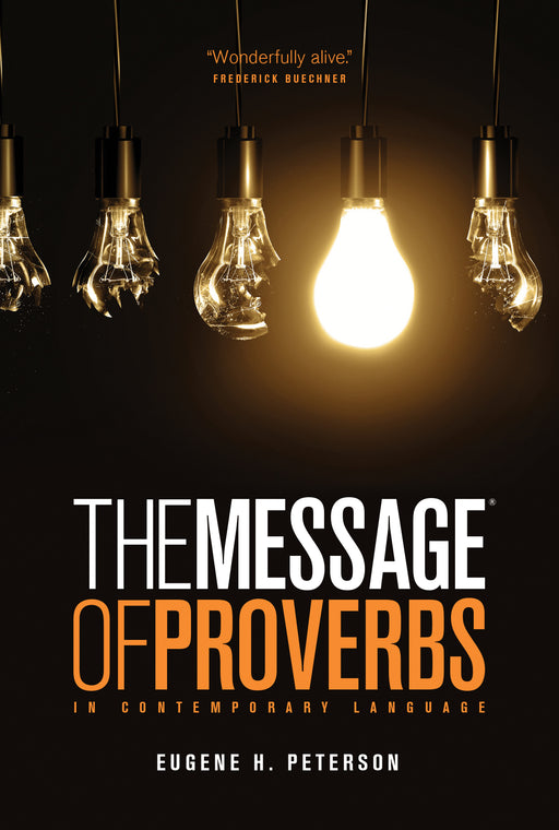 The Message of Proverbs (Softcover)