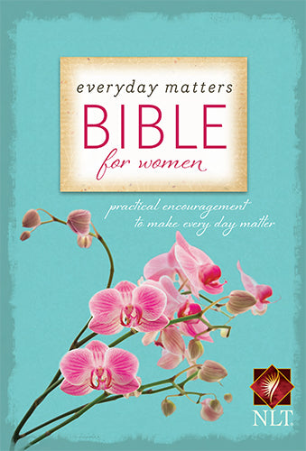 Everyday Matters Bible For Women/NLT/Paper