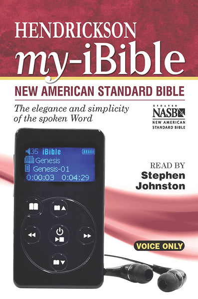 HENDRICKSON MY-IBIBLE, NASB JOHNSTON