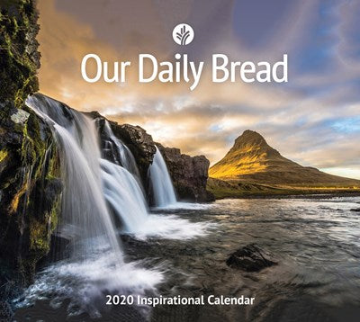 Our Daily Bread Wall Calendar 2020