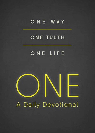 ONE--A Daily Devotional