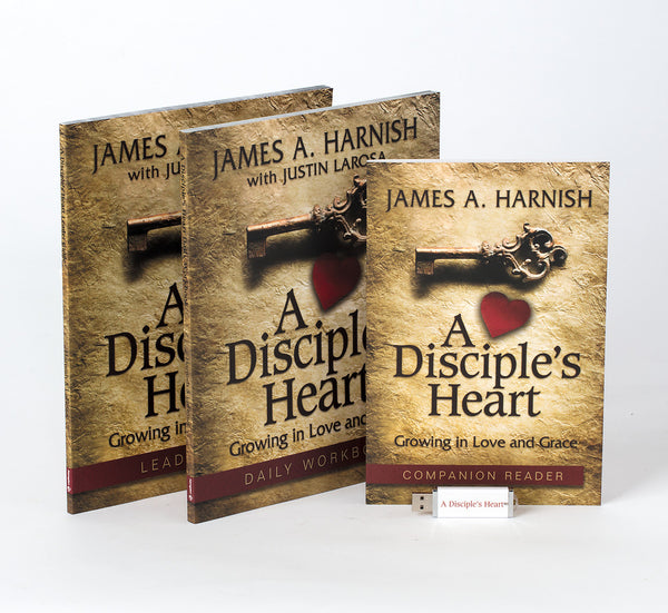 Disciple's Heart Leader Kit, A