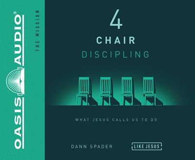4 Chair Discipling (Library Edition)