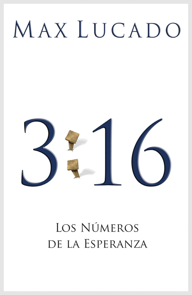 3:16: The Numbers of Hope (Spanish, Pack of 25)