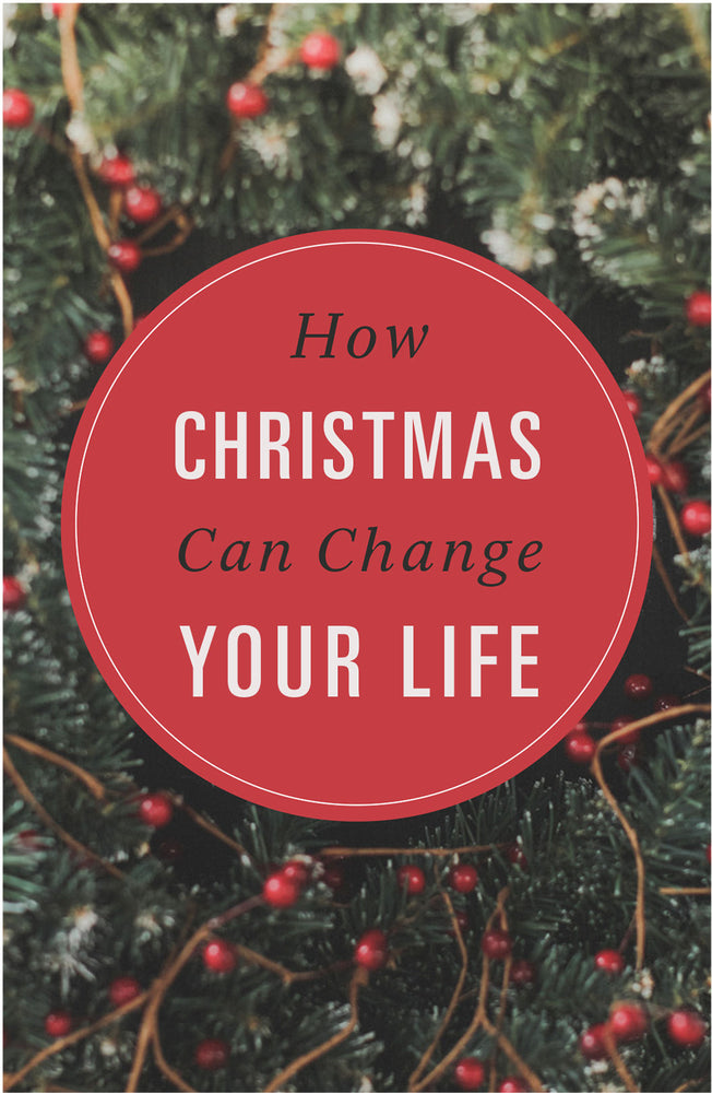 How Christmas Can Change Your Life (Pack of 25)