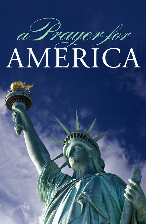 A Prayer for America (Pack of 25)