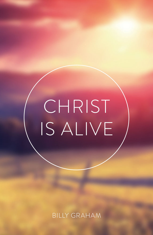 Christ Is Alive (ATS) (Pack of 25)