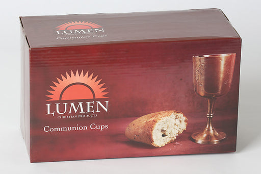 "Communion Cups 1 1/4"" (Box of 1000)"