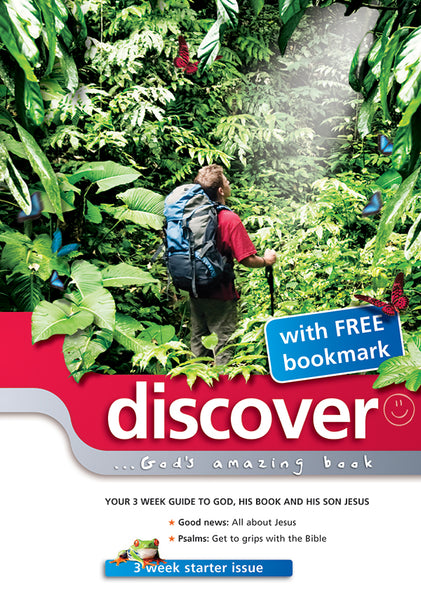Discover...God's Amazing Book