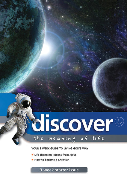 Discover...The Meaning of Life