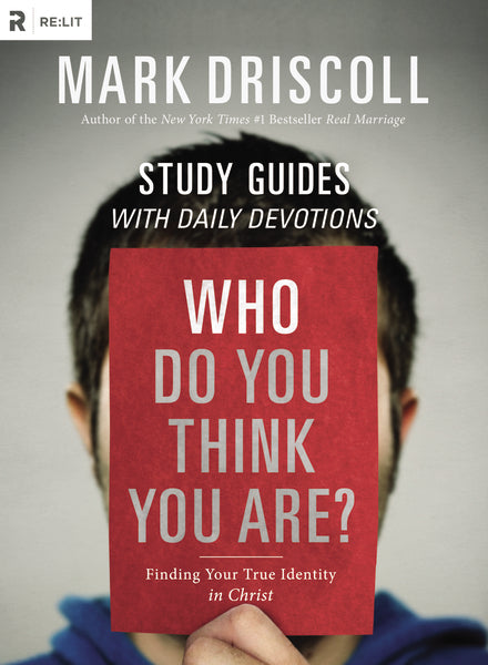 Who Do You Think You Are? Study Guides with Daily Devotions