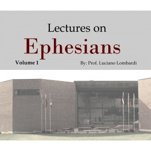 Ephesians Audio Lectures (2 Volume set)