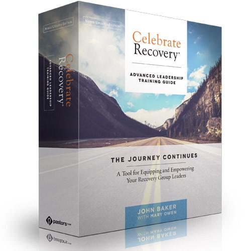 Celebrate Recovery Advanced Leadership Training Kit (Revised)