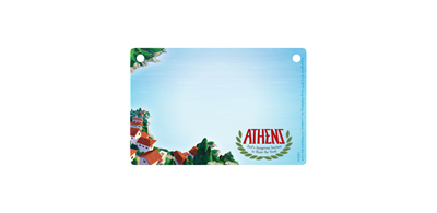 Athens VBS 2019 - Name Badges