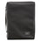 Black Poly-canvas Value Bible Cover with Fish Badge