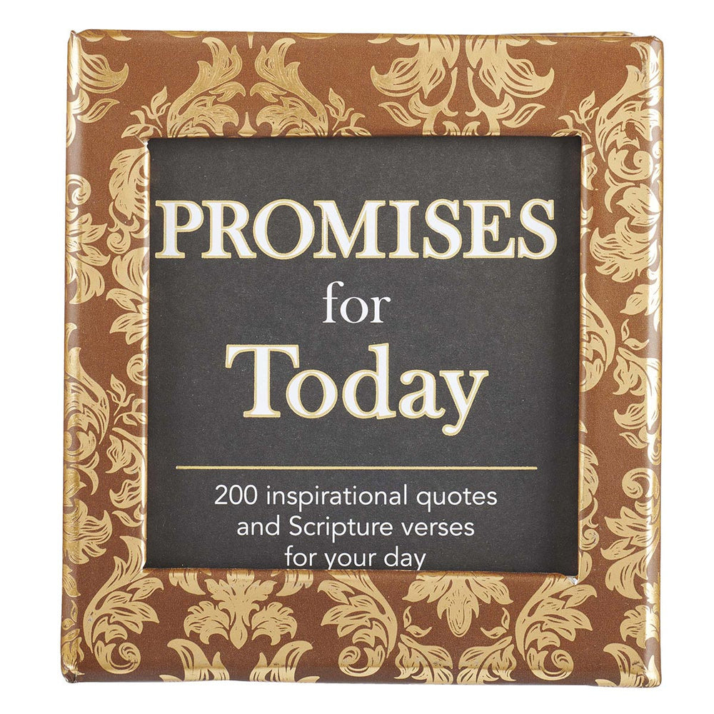 Boxed Cards Promises for Today