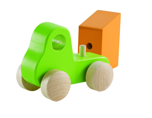 Green Little Dump Truck