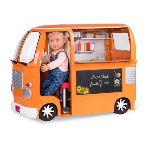 "Grill to Go Food Truck (18"" Dolls)"