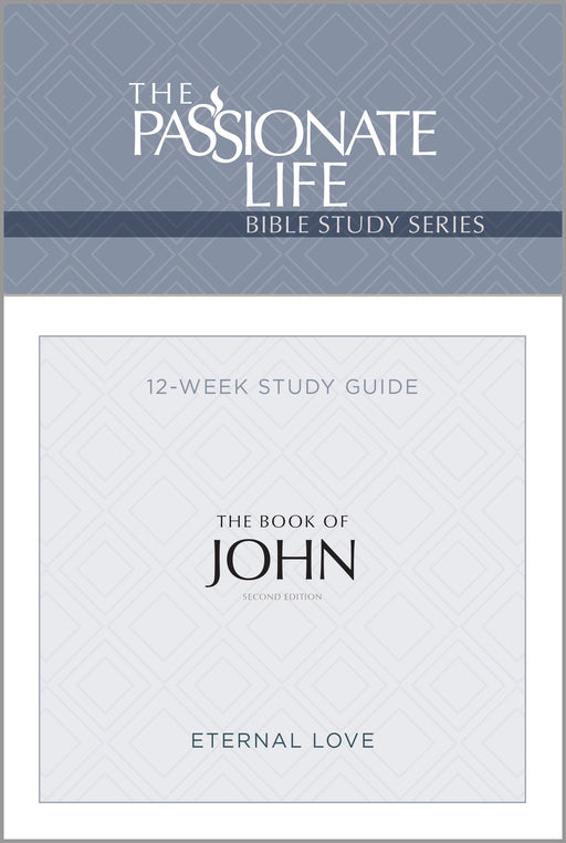 TPT: John (2nd edition) Bible Study