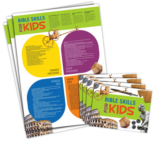 Bible Skills for Kids Pkg. 10
