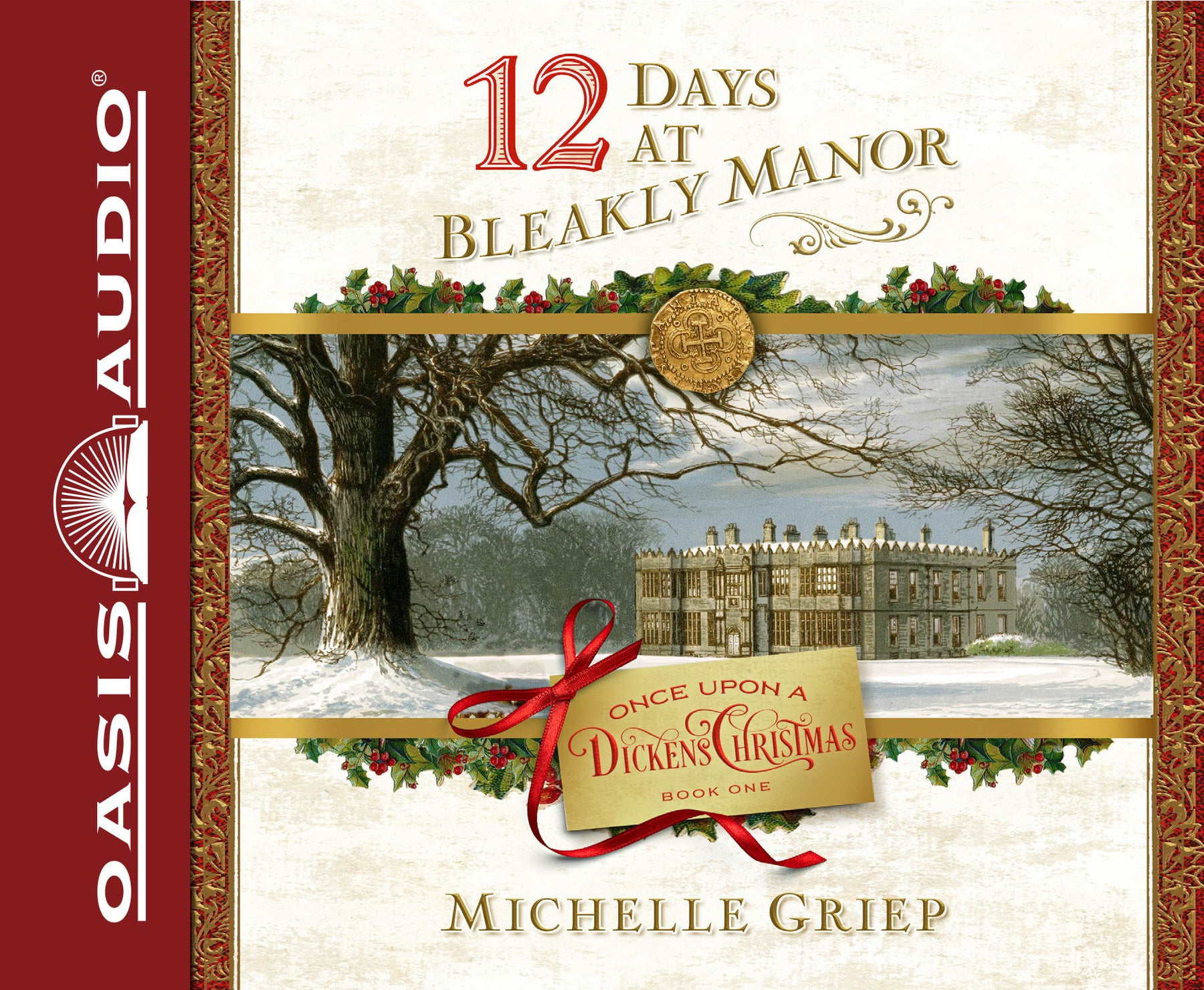 12 Days at Bleakly Manor (Library Edition)
