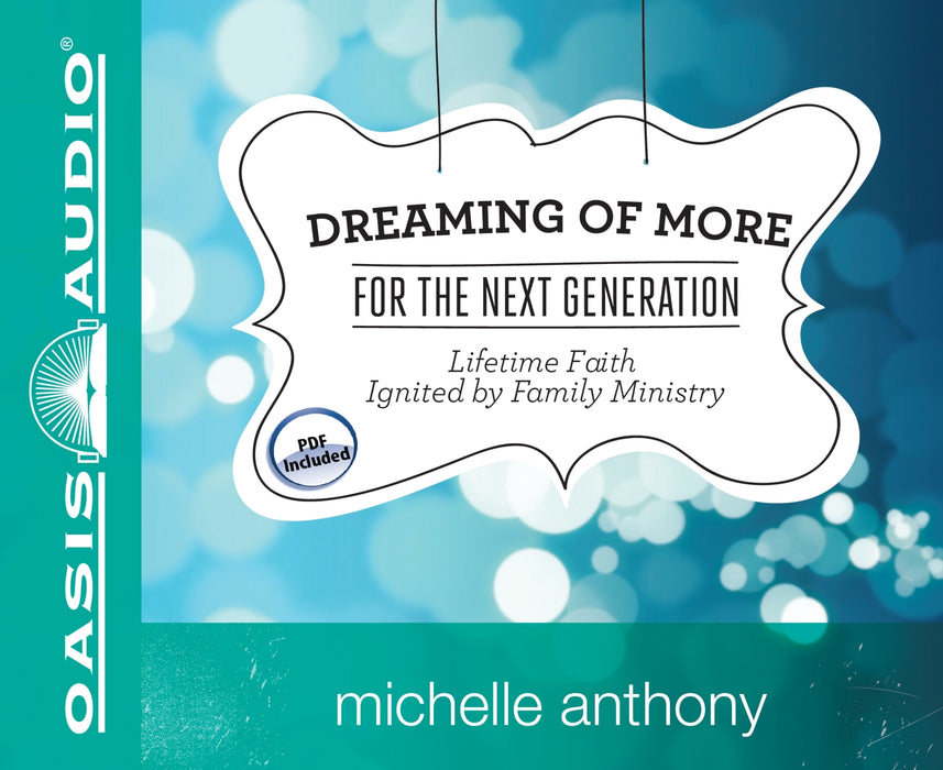 Dreaming of More for the Next Generation (Library Edition)