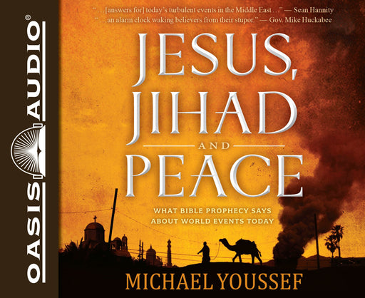 Jesus, Jihad and Peace (Library Edition)