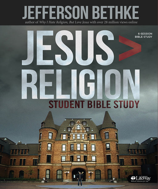 Jesus > Religion - Student Leader Kit