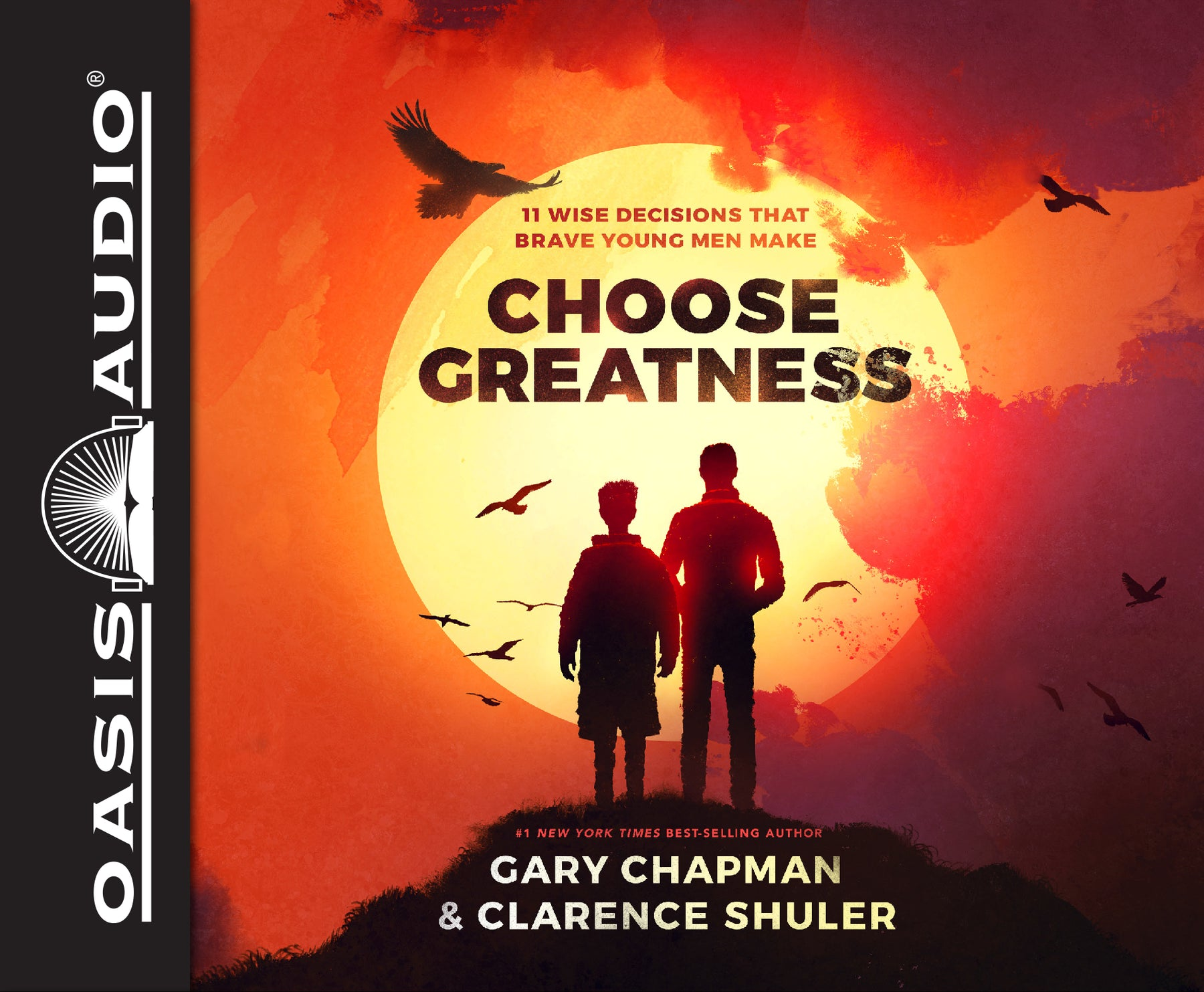 Choose Greatness (Library Edition)