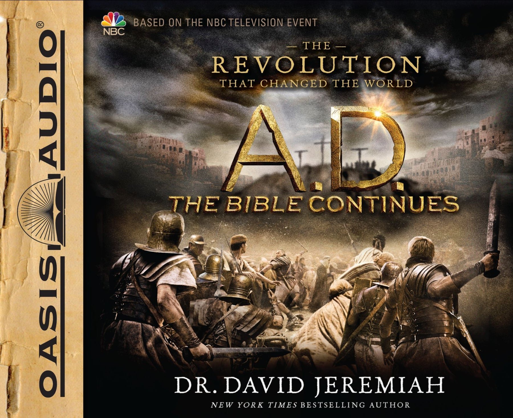 A.D. The Bible Continues (Library Edition)
