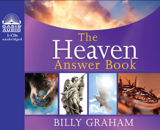 The Heaven Answer Book (Library Edition)