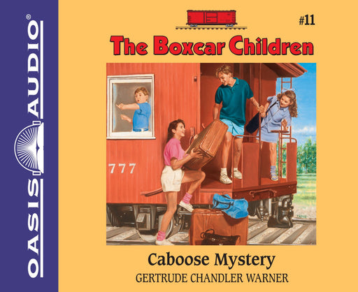 Caboose Mystery (Library Edition)