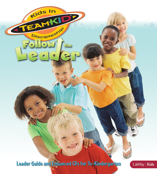 TeamKID: Follow the Leader - Leader Guide and Enhanced CD (3s–Kindergarten)