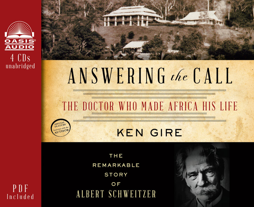 Answering the Call (Library Edition)