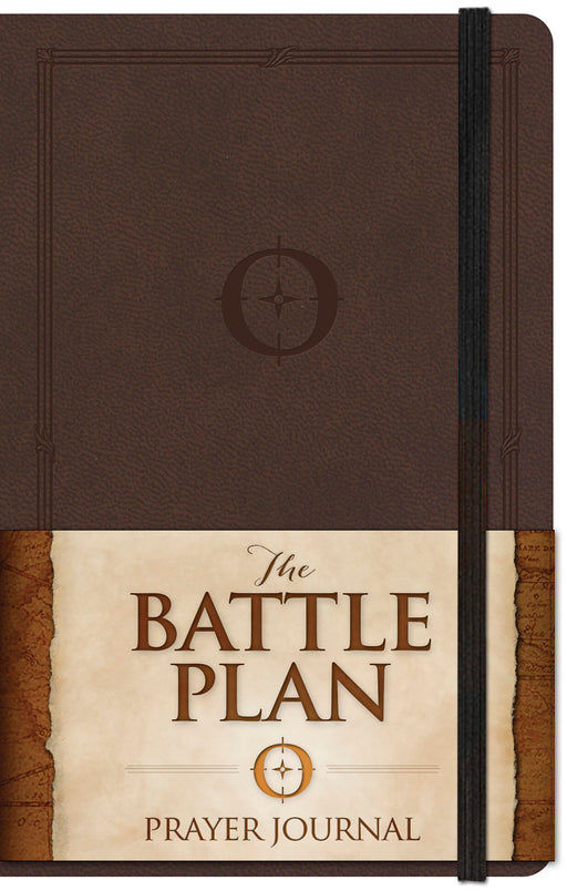The Battle Plan Prayer Journal (Large Size)