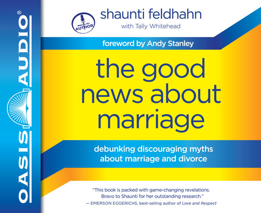 The Good News About Marriage (Library Edition)