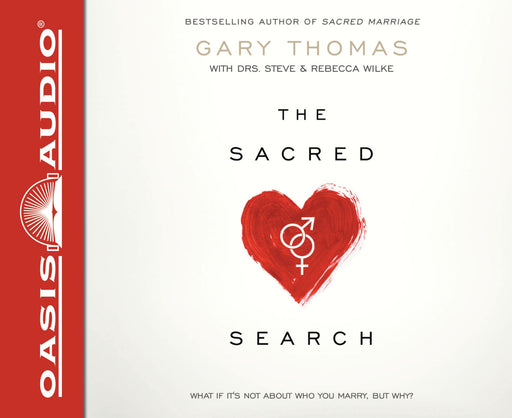 The Sacred Search(Library Edition)