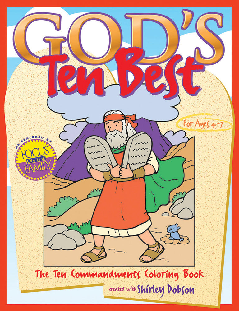 God's Ten Best