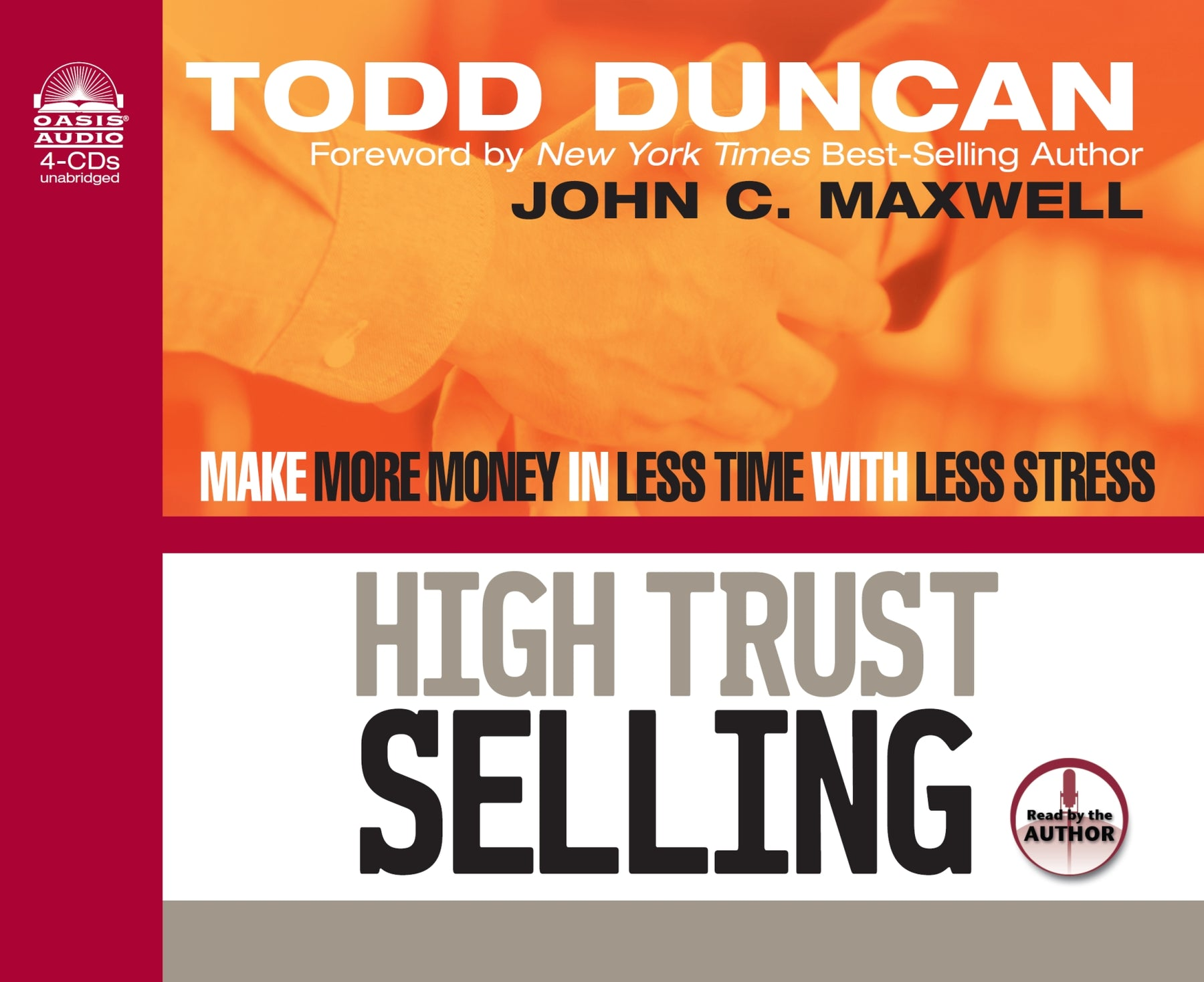 High Trust Selling (Library Edition)