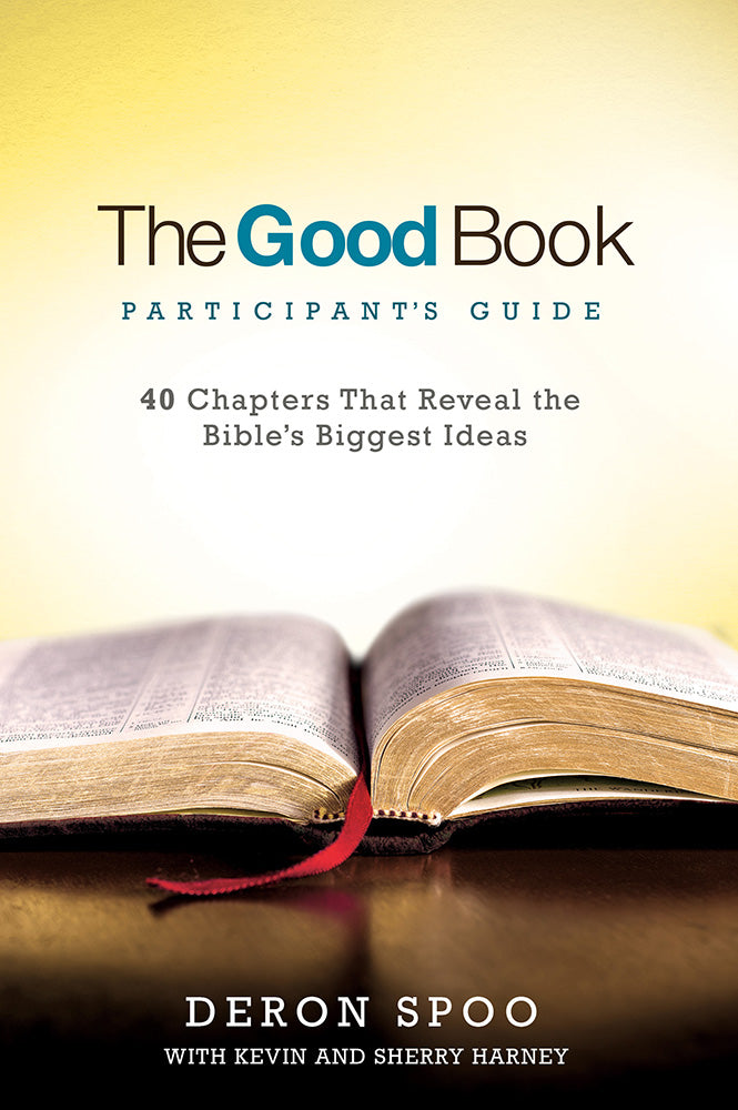 The Good Book Participant's Guide