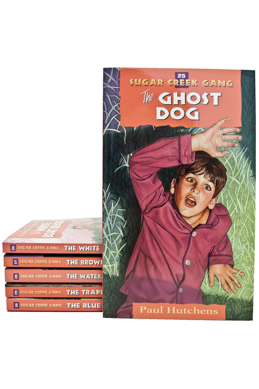 Sugar Creek Gang Set Books 25-30 (shrinkwrapped set)