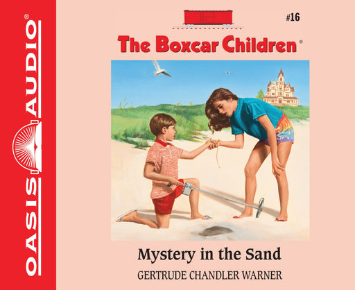 Mystery in the Sand (Library Edition)