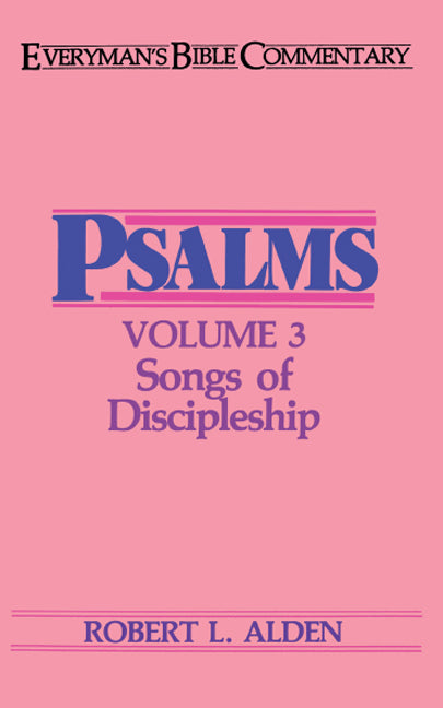 Psalms Volume 3- Everyman's Bible Commentary