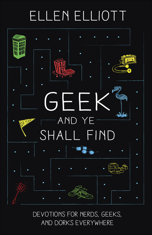 Geek and Ye Shall Find