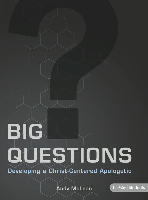 Big Questions - Teen Bible Study Leader Kit
