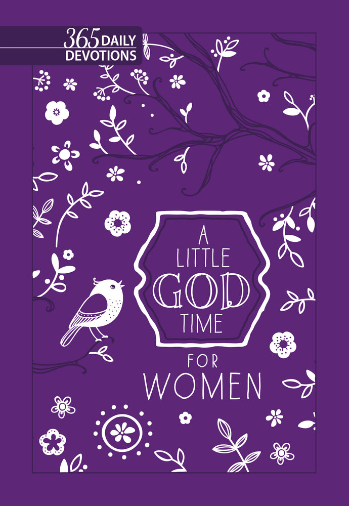 A Little God Time For Women (New Faux Leather Gift Edition)