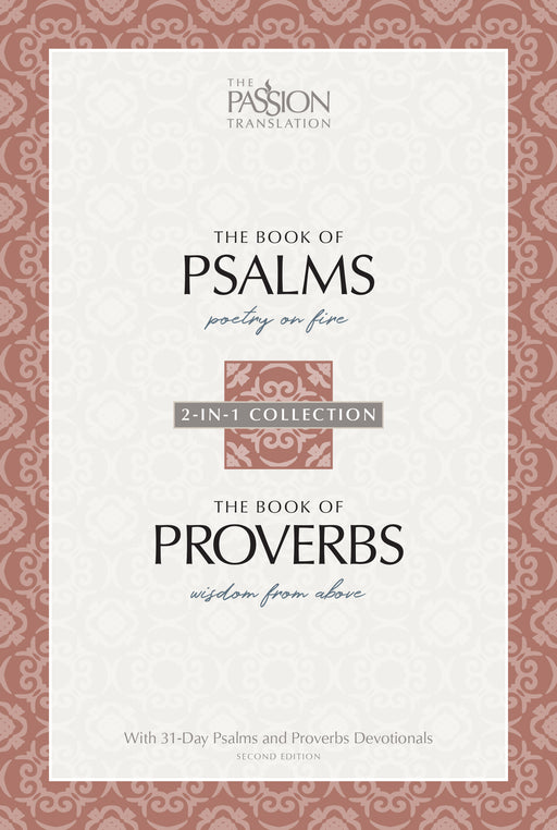 TPT: Psalms & Proverbs (2nd edition) PB